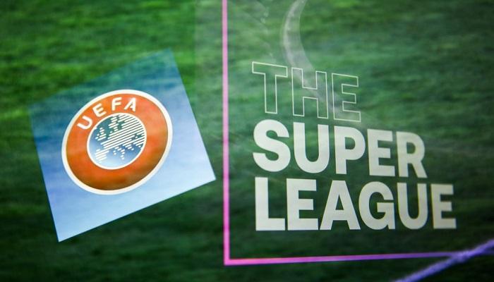 УЄФА призупинив розгляд справи проти Барселони, Реала та Ювентуса