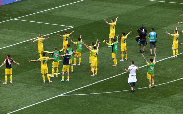 Сборная Украины сыграет против Швеции в 1/8 финала Евро-2020