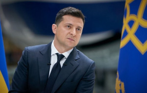 Зеленский пообщался с президентом МОК Бахом