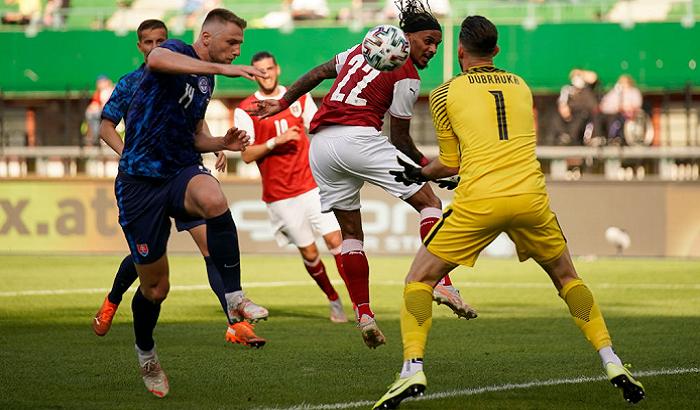 Суперник України на Євро-2020 Австрія зіграла внічию зі Словаччиною