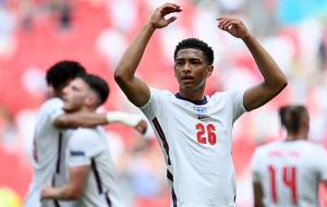 Англичанин Беллингем стал самым молодым игроком в истории чемпионатов Европы