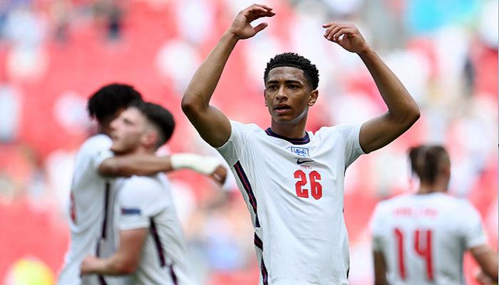 Англієць Беллінгем став наймолодшим гравцем в історії чемпіонатів Європи