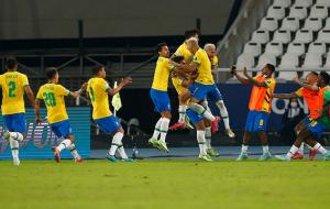 Копа Америка: Бразилія вирвала перемогу у Колумбії, нічия Еквадора і Перу