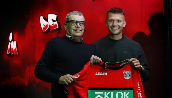 Динамо віддало Дуелунна в оренду в нідерландський НЕК Неймеген