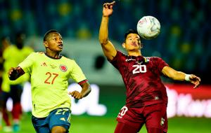 Колумбия — Венесуэла. Видео обзор матча за 18 июня
