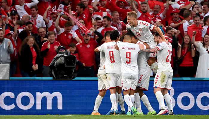Чехия — Дания. Видео голов и обзор матча