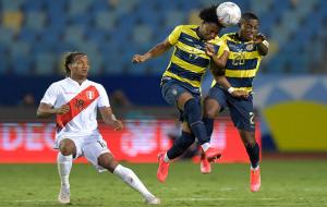 Эквадор — Перу. Видео обзор матча за 24 июня