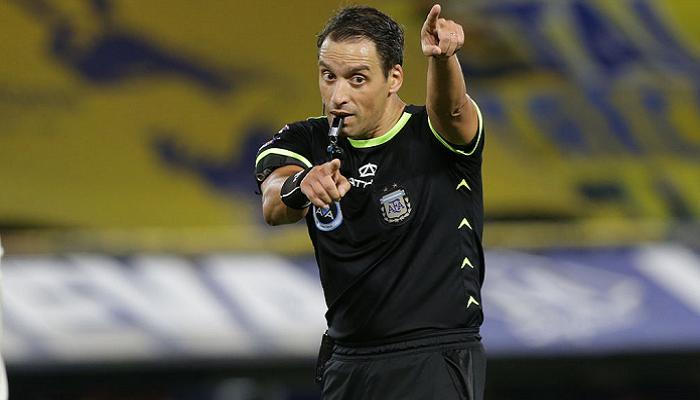 Матч Україна — Північна Македонія обслужить аргентинець Рапалліні