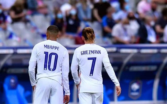 Франция — Германия 1:0 онлайн трансляция матча