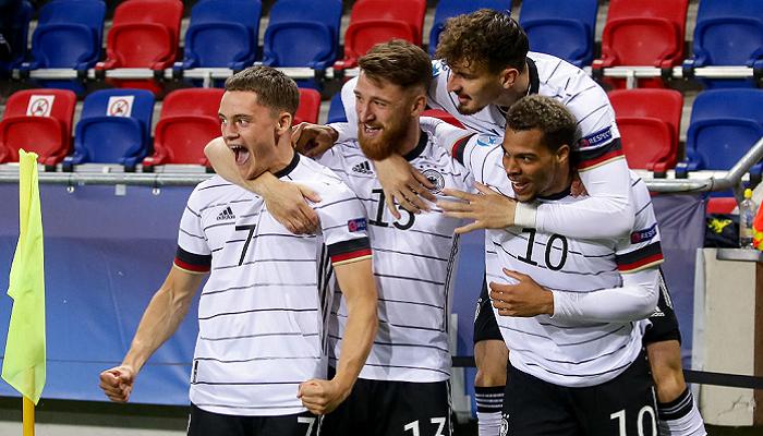 Германия минимально победила Португалию и выиграла молодежный чемпионат Европы