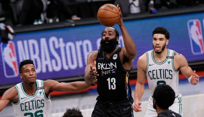 НБА: Бруклін обіграв Бостон і вийшов у другий раунд, перемоги Денвера і Фінікса