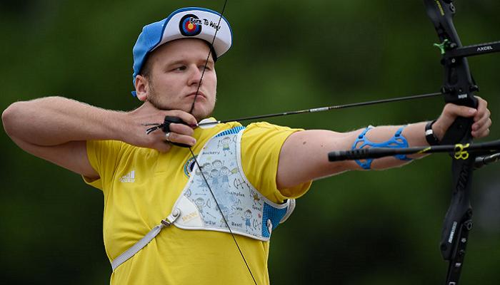 Україна здобула командне срібло на чемпіонаті Європи зі стрільби з лука