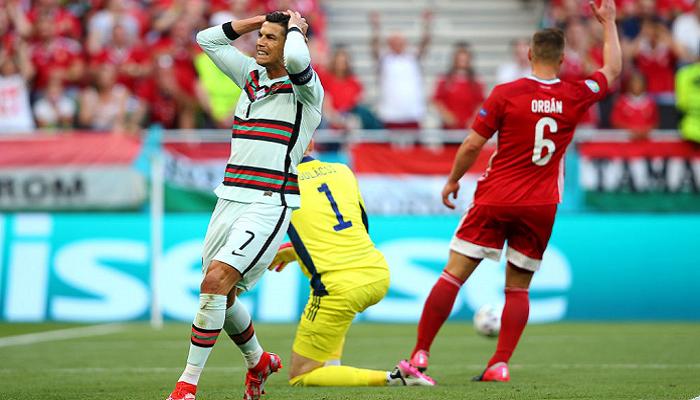 Венгрия — Португалия 0:3 онлайн трансляция матча