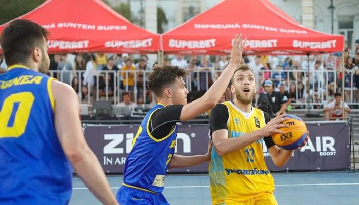 Чоловіча збірна України з баскетболу 3х3 вийшла на чемпіонат Європи-2021