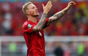 Россия — Дания 1:4 онлайн трансляция матча