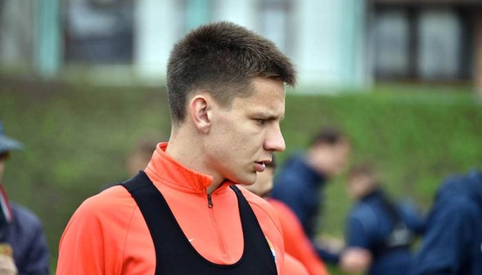 Мариуполь отдал защитника Быкова в аренду в болгарский Локомотив