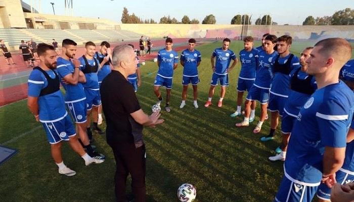 Кипр объявил состав на матч с Украиной