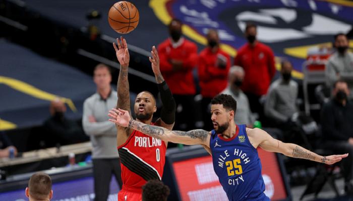 Ліллард встановив новий рекорд плей-оф НБА за числом триочкових в одному матчі