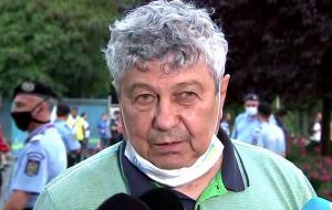Луческу: «Сложилось впечатление, что Украина вышла на поле уже с уверенностью в ничьей»