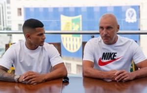 Металлист подтвердил переход бразильского защитника Маилтона
