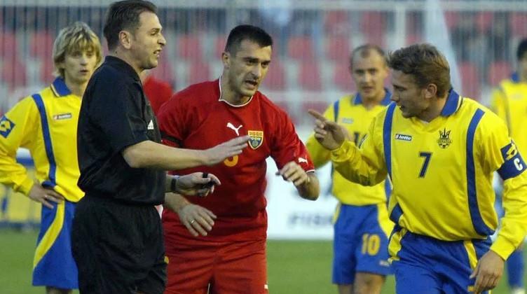 Украина – Северная Македония: зубы Шевченко и дебют Караваева