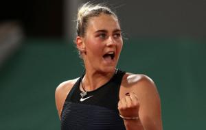 Костюк, Калініна і Снігур оновили особисті рекорди у рейтингу WTA