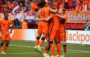 Нидерланды — Грузия. Видео обзор матча за 6 июня