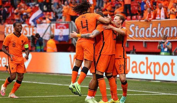 Нидерланды - Австрия где смотреть трансляцию матча Евро-2020