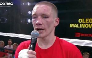 Малиновський рішенням суддів переміг Какололо в бою за пояс WBO Intercontinental