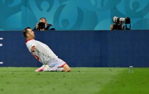 Пандев: «Украина произвела впечатление в матче с Нидерландами»