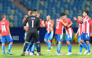 Парагвай — Болівія. Відео огляд матчу за 15 червня