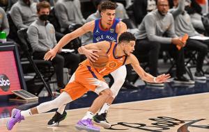 Плей-офф НБА: Фінікс виграв третій поспіль матч з Денвером, Філадельфія повела в серії з Атлантою