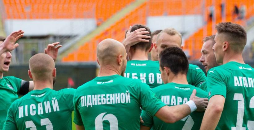 Альянс сенсационно обыграл Черноморец в Одессе