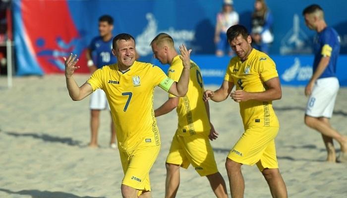 Збірній України з пляжного футболу заборонили їхати на ЧС в Москву
