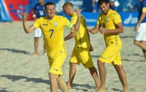 Збірна України з пляжного футболу вийшла до Суперфіналу Євроліги-2021