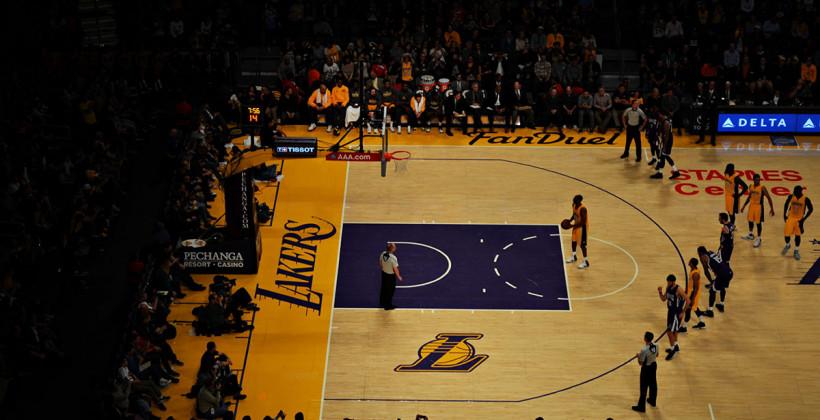 Лайв ставки на баскетбол