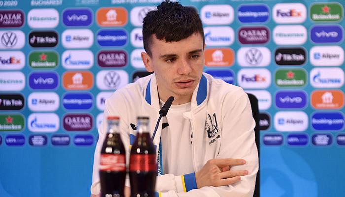Шапаренко — о поражении от Австрии: «Мы опять сыграли два разных тайма»