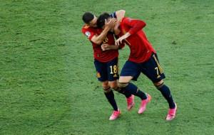 Словаччина – Іспанія. Відео огляд матчу за 23 червня
