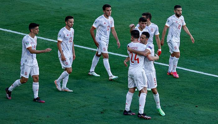 Іспанія розгромила Словаччину і зіграє з Хорватією в 1/8 фіналу