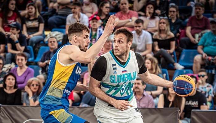Збірна України з баскетболу 3х3 зазнала двох поразок на старті кваліфікації на Олімпіаду-2020