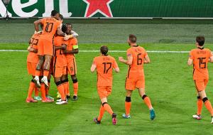 В матче Нидерланды — Украина был установлен уникальный рекорд результативности на Евро
