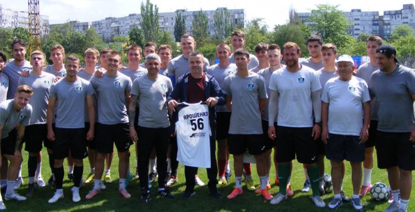 Вторая лига. Яруд завершил сезон победой над МФК Николаев-2