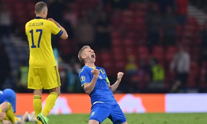 У сборной Украины появился характер. В этом огромная заслуга безумного Зинченко