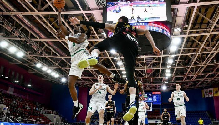 Запорожье обыграло Киев-Баскет и вышло в финал плей-офф Суперлиги