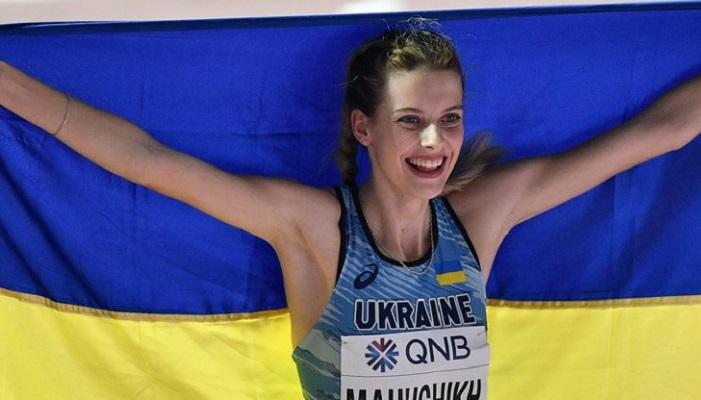 Магучіх з рекордним результатом здобула золото молодіжного ЧЄ зі стрибків у висоту