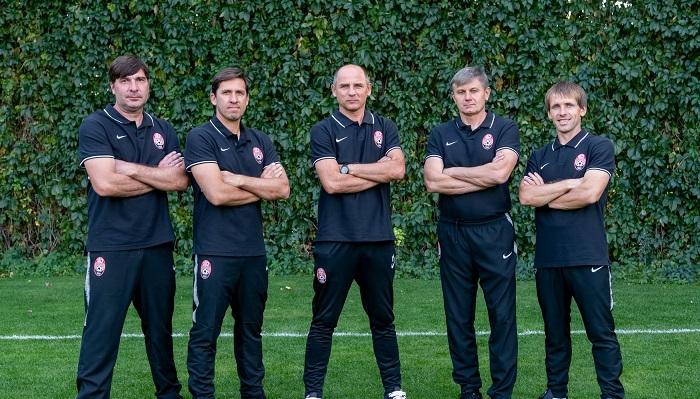Зоря продовжила контракти з тренерським штабом на сезон 2021/22