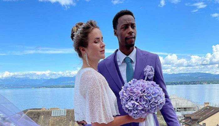 Свитолина вышла замуж за Монфиса