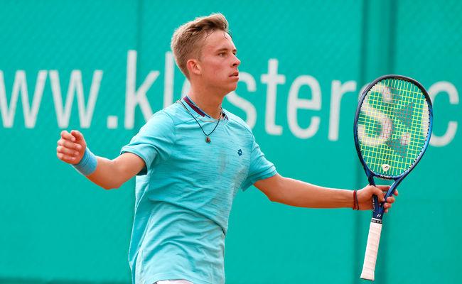 Українець Бєлінський виграв юнацький чемпіонат Європи з тенісу