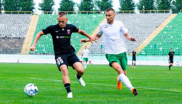 Верес победил львовские Карпаты в контрольном поединке