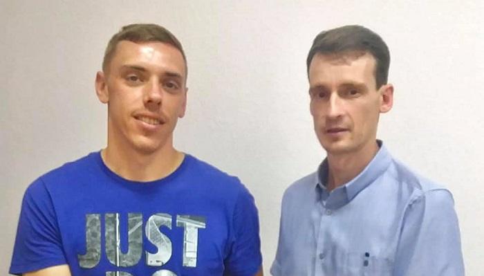Нікополь підписав екс-воротаря Дніпра Баштаненка